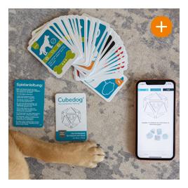 Cubedog Kartenspiel